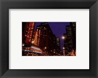 Framed Radio City NYC