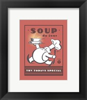 Framed Soup