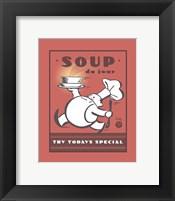Framed Soup