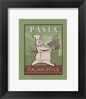 Framed Pasta