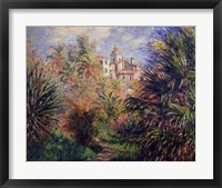Framed Gardens at Bordighera, 1884