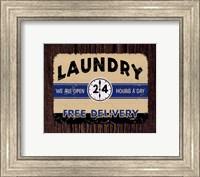 Framed Laundry