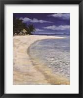 Framed Tropical Hideaway