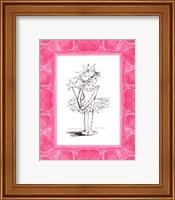 Framed Ballerina Princess