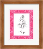 Framed Ballerina Fairy