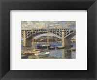 Framed Bridge at Argenteuil