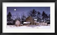 Framed Pine Ridge