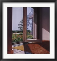 Framed Small Flowered Doorway, 1996