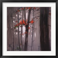 Framed Autumn Embers