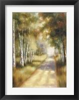 Framed Peaceful Passage