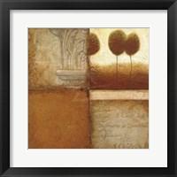 Framed Sienna II