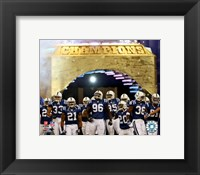 Framed 2007 - Colts Season Introduction