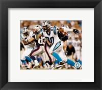 Framed Julius Peppers - 2007 Action