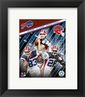 "Framed 2007 - Bills ""Big 3"""