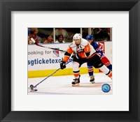 Framed Trent Hunter - 2007 Away Action