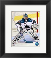 Framed Evgeni Nabokov - 2007 Away Action