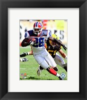 Framed Anthony Thomas - 2007 Action