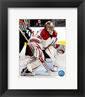 Framed Mikael Tellqvist - 2007 Away Action