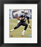 Framed Vince Young - 2007 Action