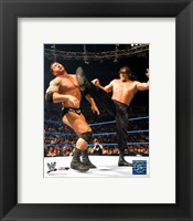 Framed Great Khali vs Battista - (#444)