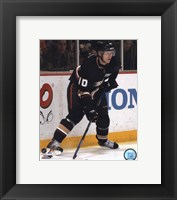Framed Corey Perry - 2007 Home Action