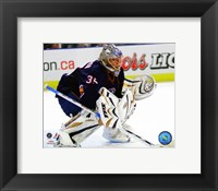 Framed Dwayne Roloson - action