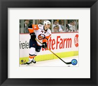 Framed Chris Campoli 2007-08 Action
