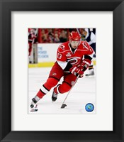 Framed Ray Whitney 2007-08 Action