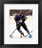 Framed Rob Blake 2007-08 Action