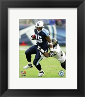 Framed Lendale White - 2007 Action