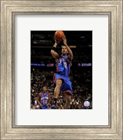 Framed Stephon Marbury 2007-08 Action