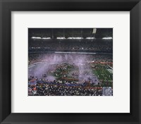Framed University of Phoenix Stadium SuperBowl XLII 2007 #20