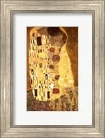 Framed Kiss, c.1908 (detail vertical 2)