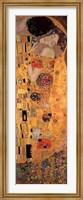 Framed Kiss, c.1908 (panel)