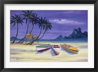 Framed Archipelago II