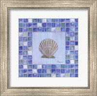 Framed Mosaic Scallop