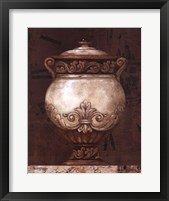 Framed Timeless Urn II