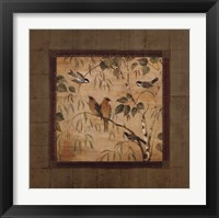 Outdoor Aviary II - CS Framed Print