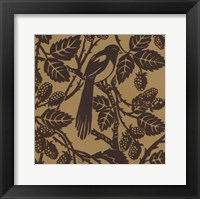 Bird Song IV Framed Print