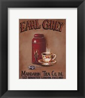 Framed Earl Grey - mini