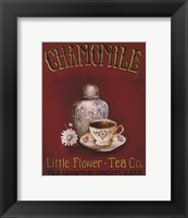 Chamomile - mini Framed Print