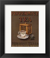 Framed Peppermint - mini