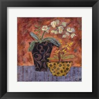 Orchid Fusion I Framed Print