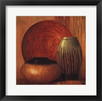 Framed Ceramic Study II - mini