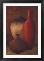 Framed Exotic Vessels II