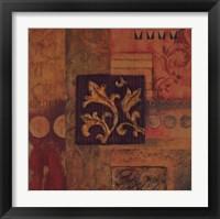 Cinnabar II - CS Framed Print