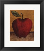 Apple - mini Framed Print