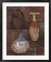 Persian Pot I Framed Print