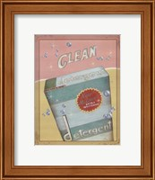 Framed Clean