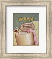 Framed Wash
